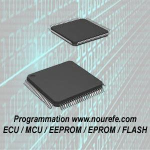 Programation ecu eeprom mcu