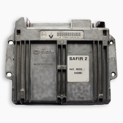 Calculateur d'injection Renault Twingo I SAGEM SAFIR2