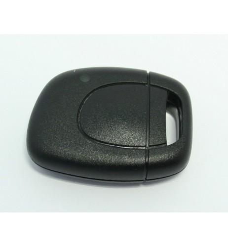 Telecommande clio ii id33 fixe 1 bouton sans ebauche 7701044171