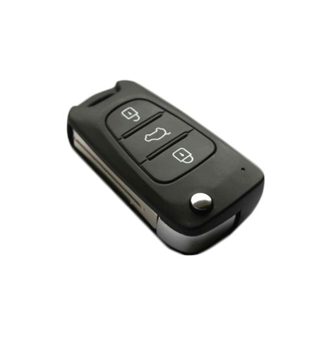 Telecommande pliable 3 boutons ix35